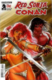 Red Sonja / Conan -1- red sonja conan