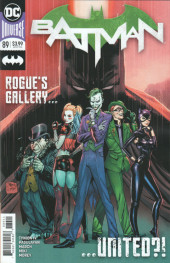 Batman Vol.3 (DC Comics - 2016) -89- Their Dark Designs, Part Four
