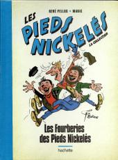 Les pieds Nickelés - La Collection (Hachette, 2e série) -17- Les Fourberies des Pieds Nickelés