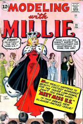 Modeling with Millie (Marvel Comics - 1963) -21- Meet Miss U.S.