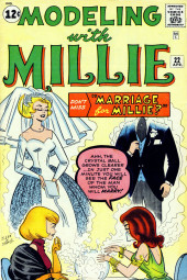 Modeling with Millie (Marvel Comics - 1963) -22- Marriage for Millie?
