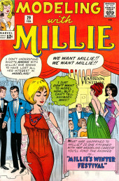 Modeling with Millie (Marvel Comics - 1963) -29- Millie's Winter Festival