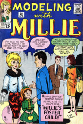 Modeling with Millie (Marvel Comics - 1963) -30- Millie's Foster Child!