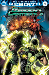 Green Lanterns (2016) -1- Rage Planet, Part One