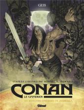 Conan le Cimmérien -9- Les Mangeurs d'hommes de Zamboula