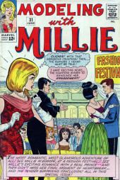 Modeling with Millie (Marvel Comics - 1963) -31- (sans titre)