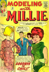 Modeling with Millie (Marvel Comics - 1963) -33- Goodbye to Chili!
