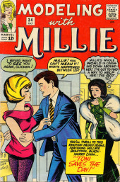 Modeling with Millie (Marvel Comics - 1963) -34- Toni Saves the Day!