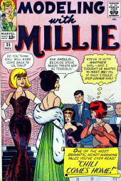 Modeling with Millie (Marvel Comics - 1963) -35- Chili Comes Home!