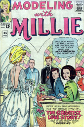 Modeling with Millie (Marvel Comics - 1963) -36- The Greatest Love Story!