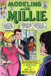 Modeling with Millie (Marvel Comics - 1963) -37- A New Boss for Millie!
