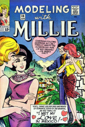 Modeling with Millie (Marvel Comics - 1963) -38- I Met My Love in Mexico!