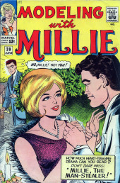 Modeling with Millie (Marvel Comics - 1963) -39- Millie, the Man-Stealer!