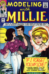 Modeling with Millie (Marvel Comics - 1963) -40- If I Forget You, My Love!