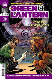 Green Lantern (The) (2019)  -2- Darkness Visible