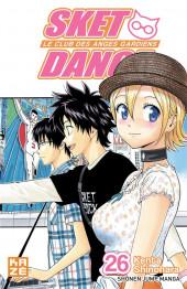 Sket Dance - Le club des anges gardiens -26- Tome 26