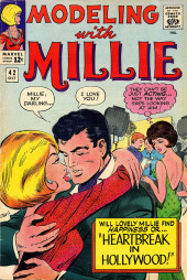 Modeling with Millie (Marvel Comics - 1963) -42- Heartbreak in Hollywood!