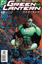Green Lantern: Rebirth (2004) -2- Enemies Within