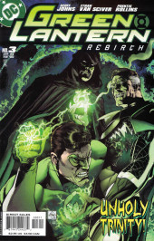 Green Lantern: Rebirth (2004) -3- Yellow