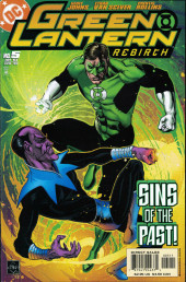 Green Lantern: Rebirth (2004) -5- Rings