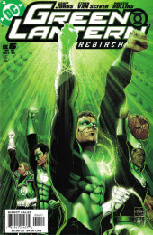 Green Lantern: Rebirth (2004) -6- Brightest Day