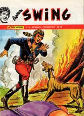 Capt'ain Swing! (2e série - Mon Journal) -35- La corde au cou