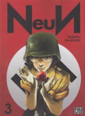 NeuN -3- Tome 3