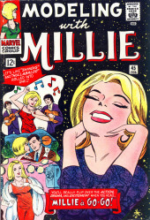Modeling with Millie (Marvel Comics - 1963) -45- Millie a Go-Go!