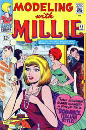 Modeling with Millie (Marvel Comics - 1963) -46- Romance, Italian Style!