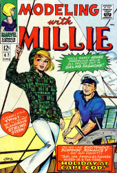 Modeling with Millie (Marvel Comics - 1963) -47- Holiday at Cape Cod!