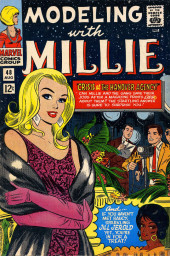 Modeling with Millie (Marvel Comics - 1963) -48- Crisis at the Hanover Agency!