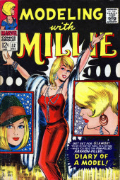 Modeling with Millie (Marvel Comics - 1963) -52- Diary of a Model!