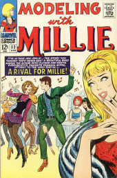 Modeling with Millie (Marvel Comics - 1963) -53- A Rival for Millie!
