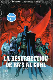 DC Comics - La légende de Batman -6444- La résurrection de ra's al guhl