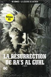 DC Comics - La légende de Batman -6545- La résurrection de Ra's al Guhl - 2e partie
