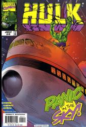 Hulk Vol.1 (Marvel comics - 1999) -4- Turbulence