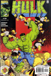 Hulk Vol.1 (Marvel comics - 1999) -10- This Power Divided
