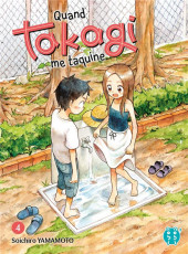 Quand Takagi me taquine -4- Tome 4