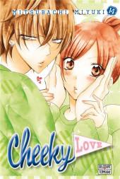 Cheeky love -14- Tome 14