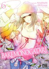 Bakemonogatari -6- Volume 6