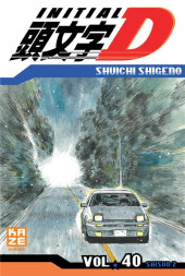 Initial D -40- Tome 40