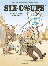 Six-Coups -2- Les marchands de plombs