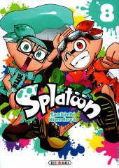 Splatoon -8- Tome 8