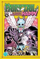 Fairy Tail - La grande aventure de Happy -4- Tome 4