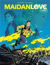 Maïdan Love -2- Yvanna