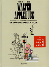 Walter Appleduck -2- Un cow-boy dans la ville