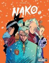 Nako -3- Tome 3