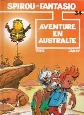 Spirou et Fantasio -34d2019- Aventure en Australie