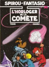 Spirou et Fantasio -36c2018- L'horloger de la comète