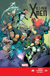 All-New X-Men (Marvel comics - 2012) -19- Issue 19